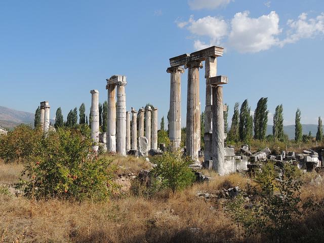 アフロディテ神殿